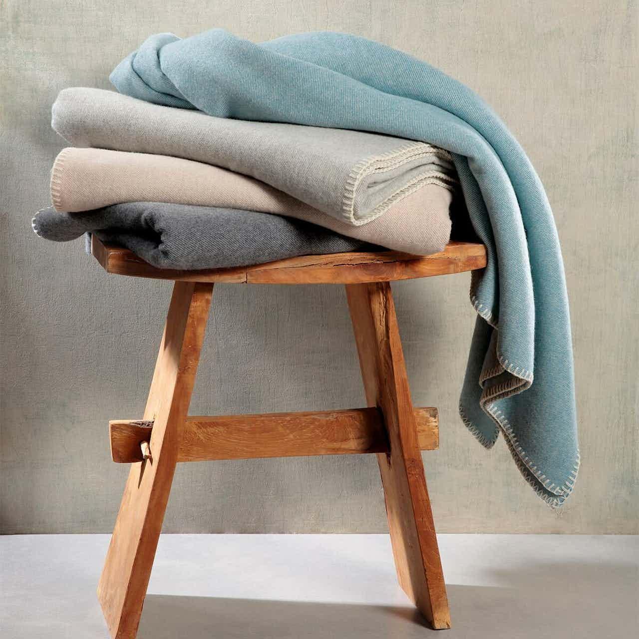 Biederlack Plaid Light Wool