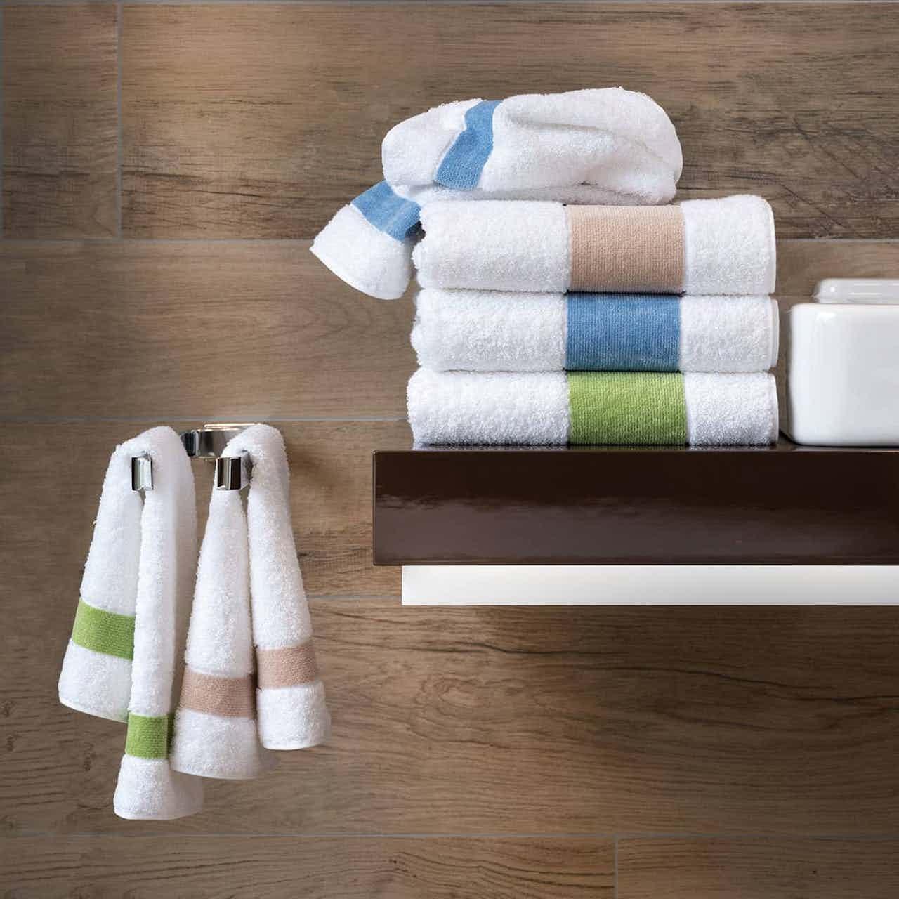 Feiler Handtücher Exclusiv mit Chenillebordüre