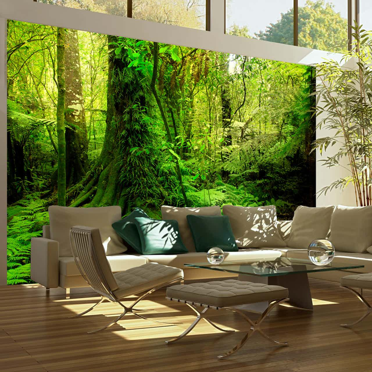 Fototapete - Dschungel