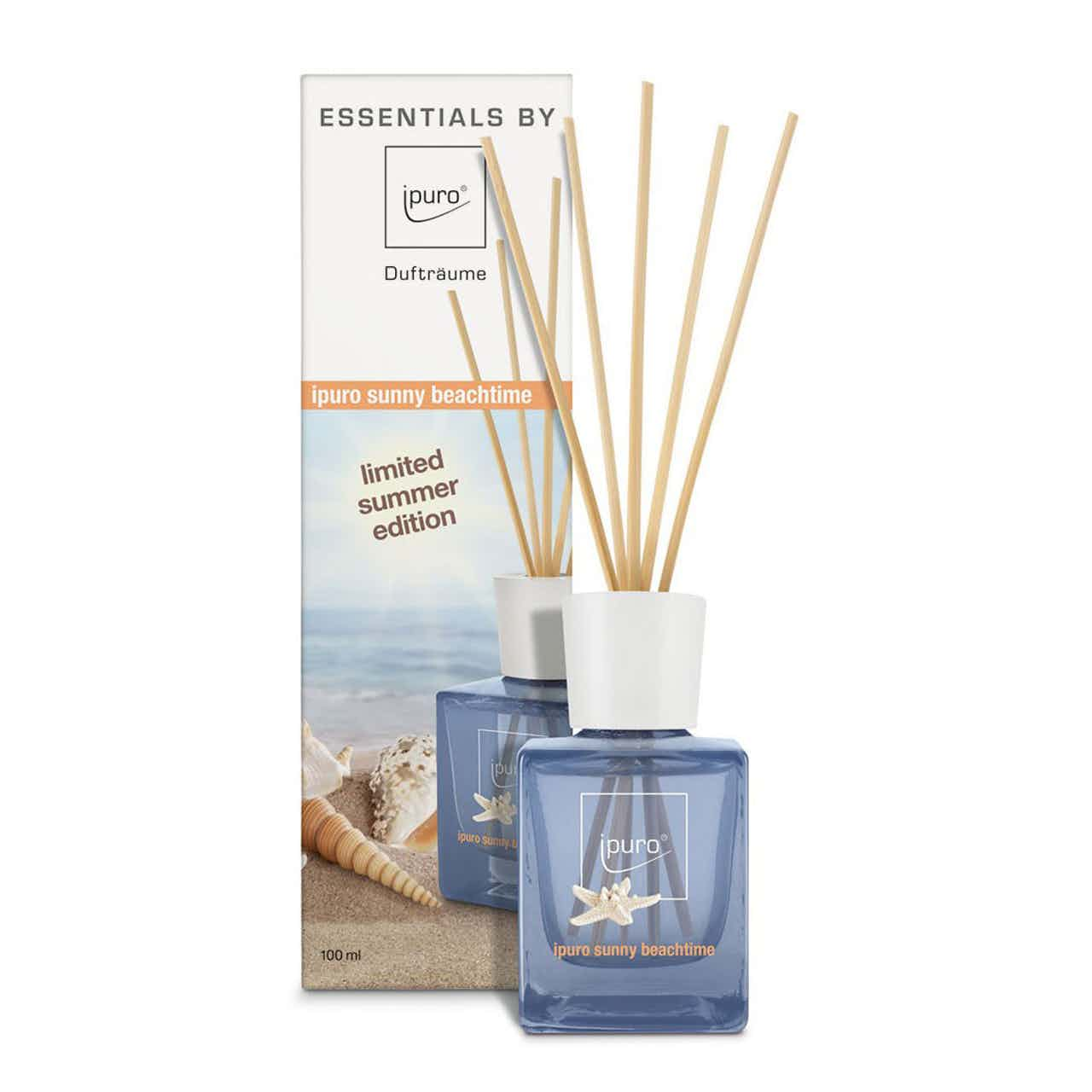 Ipuro Raumduft Essentials Sunny Beachtime