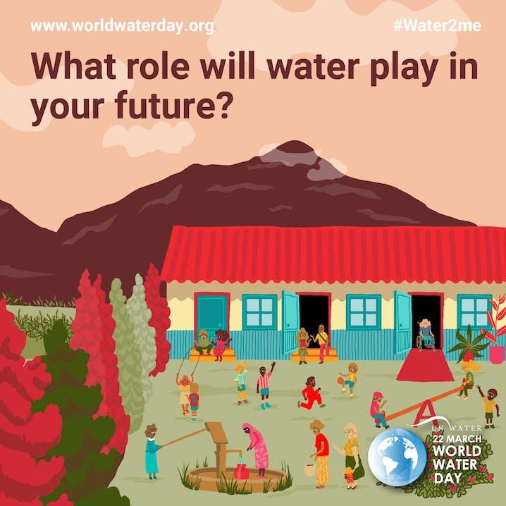 World water day Weltwassertag 2021