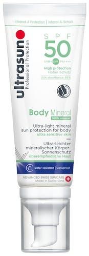 Ultrasun Body Mineral SPF 50