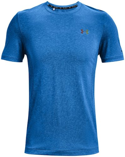 Under Armour UA Rush Seamless SS - T-shirt fitness - uomo