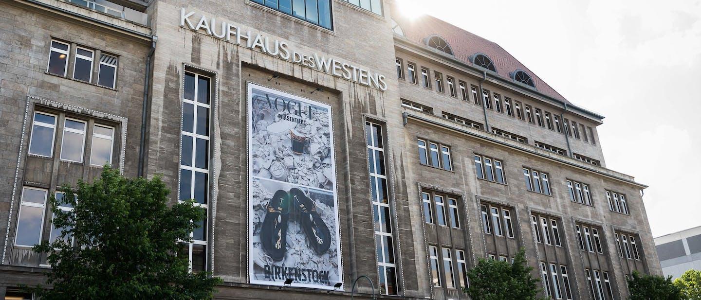 KPM im KaDeWe Berlin