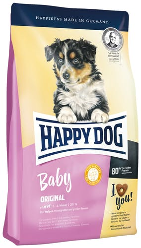 Happy Dog Trockenfutter Supreme Young Baby Original