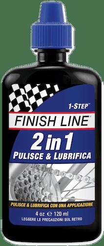 Lubrificante 1-Step Finish Line