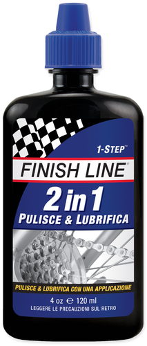 Lubrificante 1-Step Finish Line