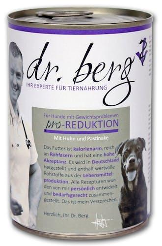 Dr. Berg - Nassfutter - pro-REDUKTION mit Huhn und Pastinake