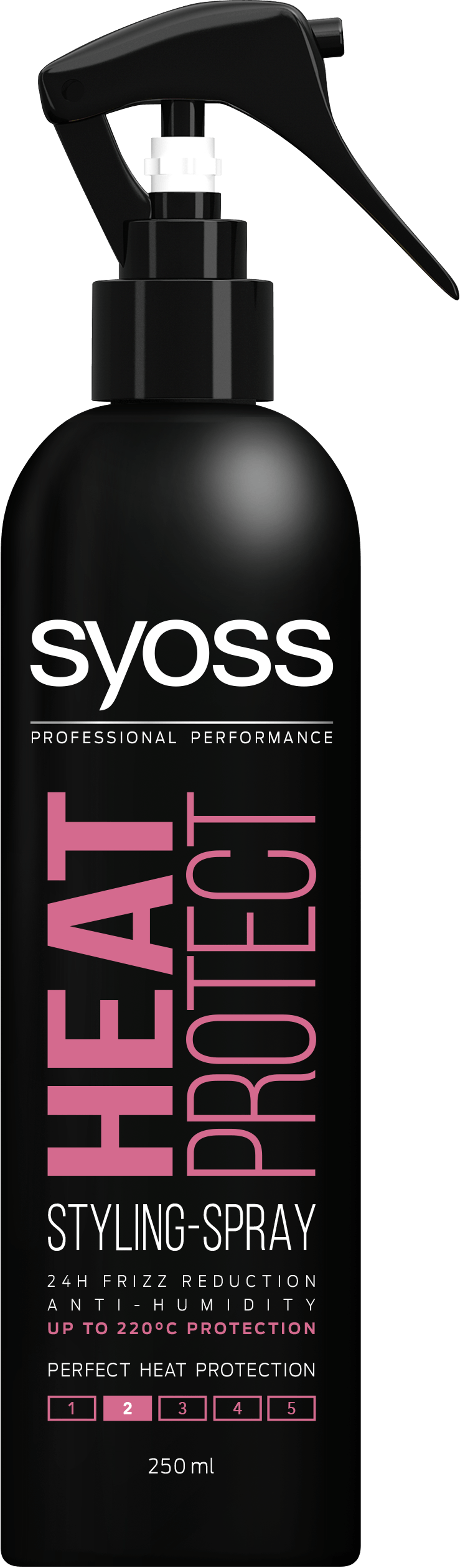 Syoss Heat Protect Styling Spray