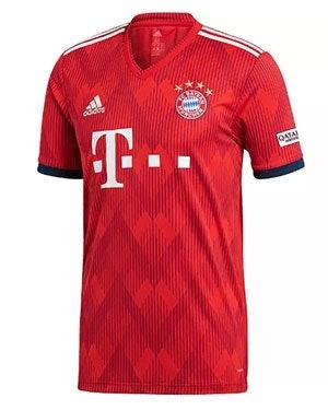 FC Bayern Trikot 18/19