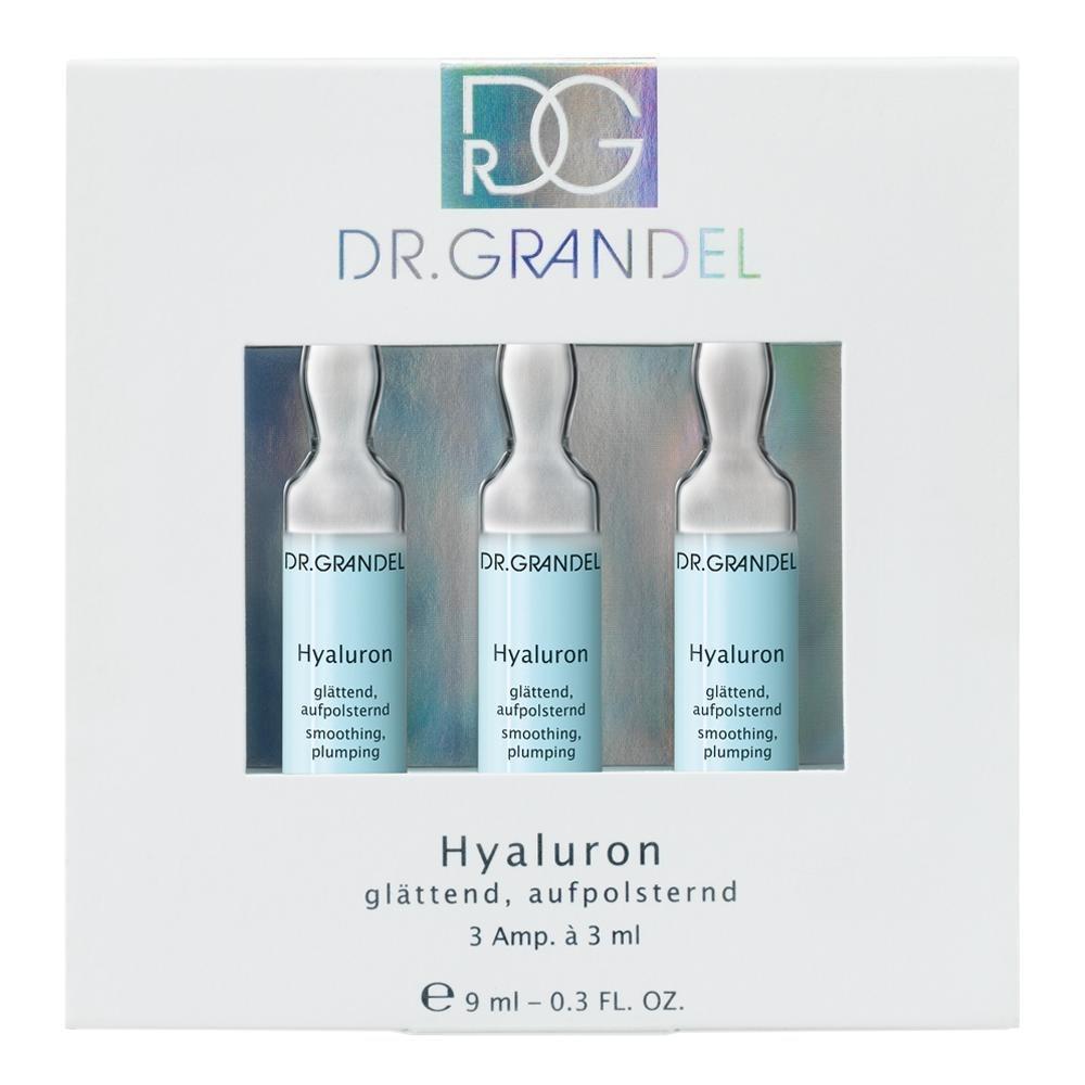 Wirkstoffkinzentrat: DR. GRANDEL Hyaluron Ampulle