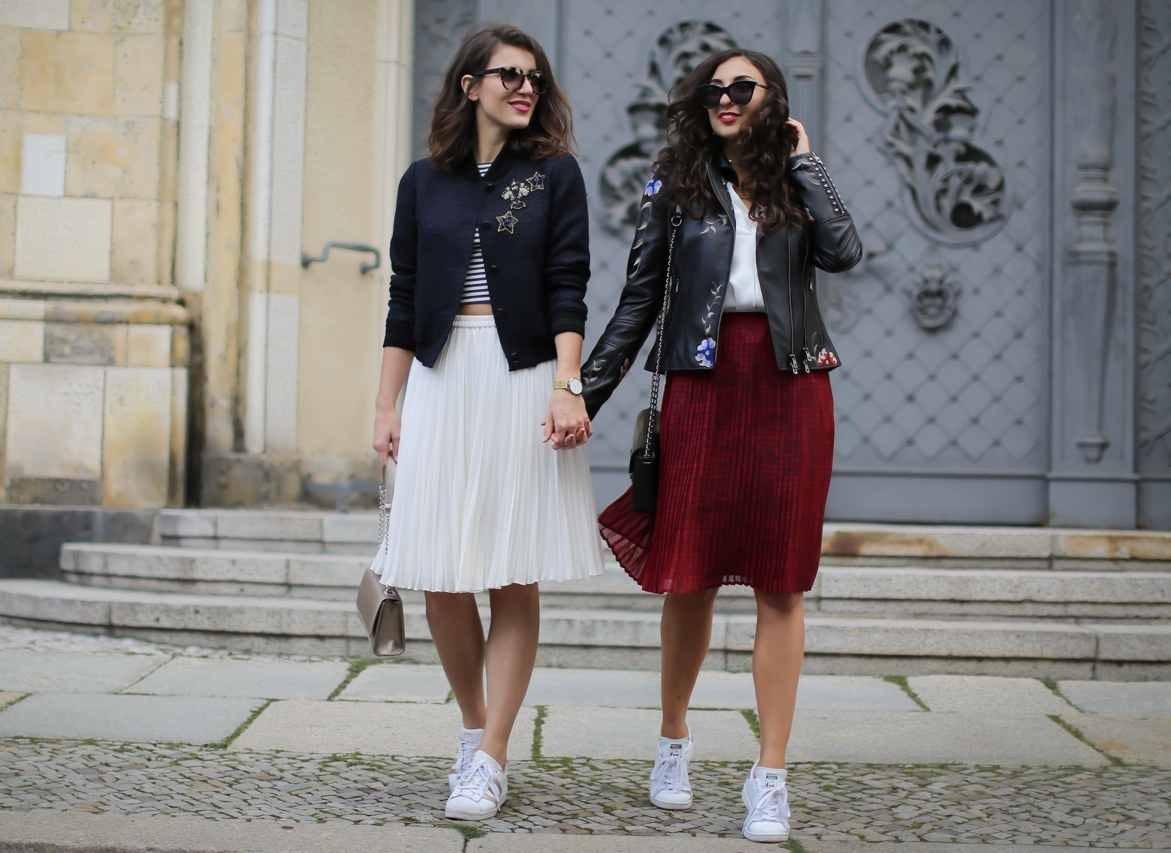 Die beiden Freundinnen Laura und Samira bloggen gemeinsam auf samize.com