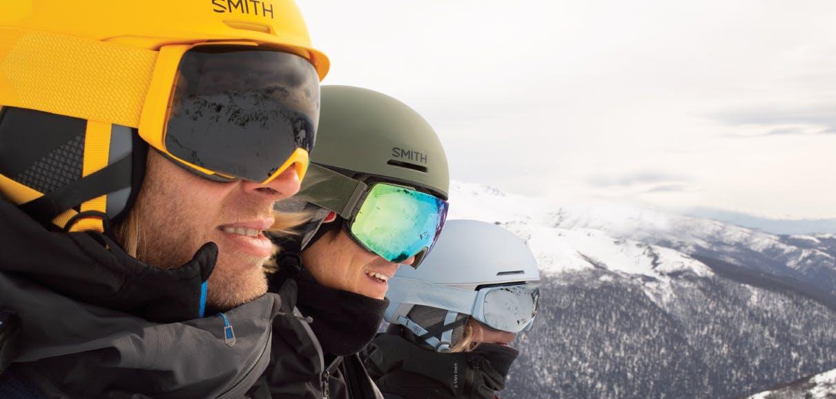 Smith Onlineshop mit Skibrillen und Skihelmen für Style und Sicherheit