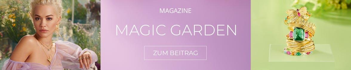 Magic Garden: Entdecken Sie die sinnlich-feminine Welt des Schmucks