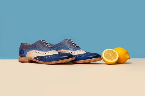 Schuhe in Pastelltönen Melvin & Hamilton