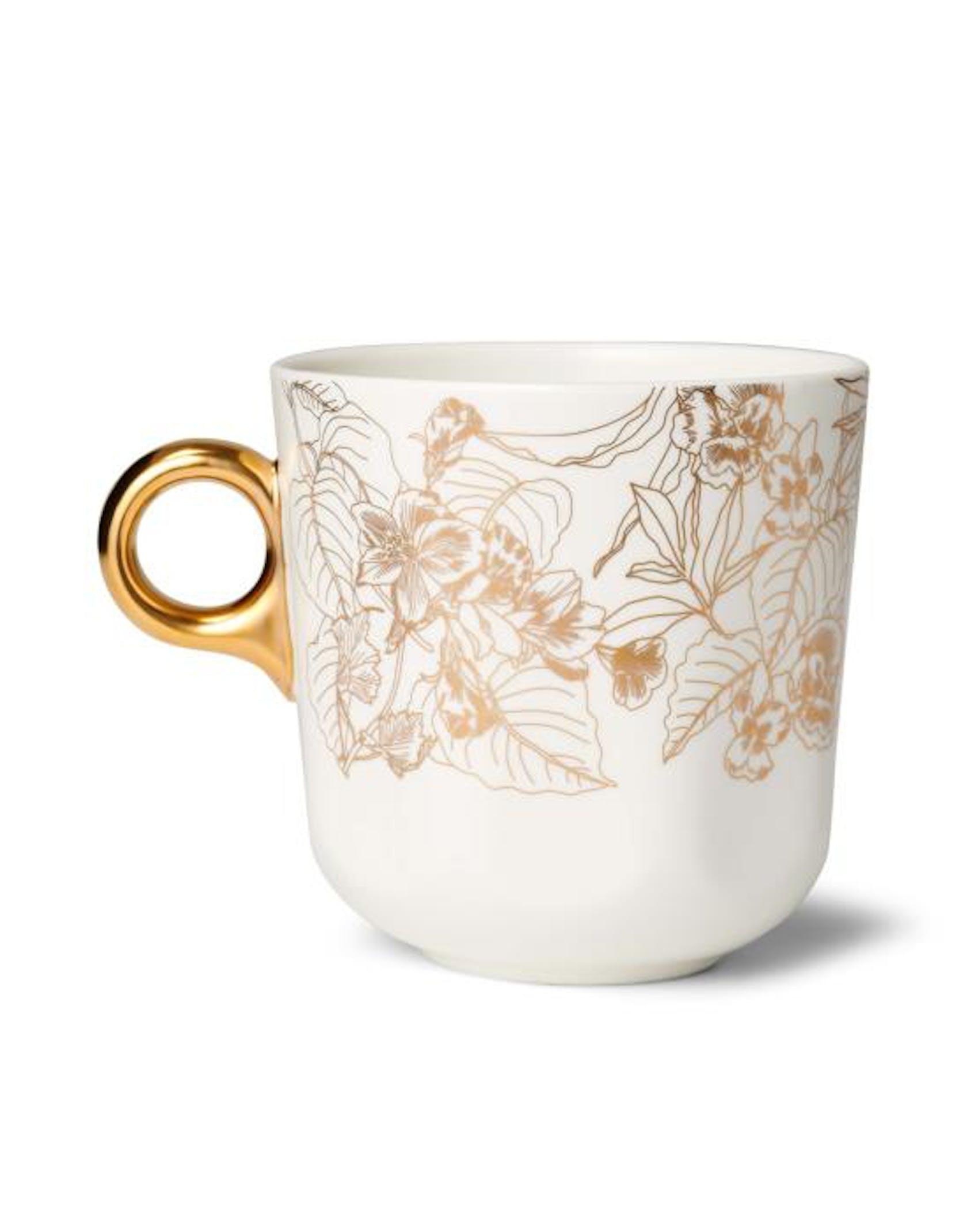 ESSENZA Masterpiece  Large mug Off white