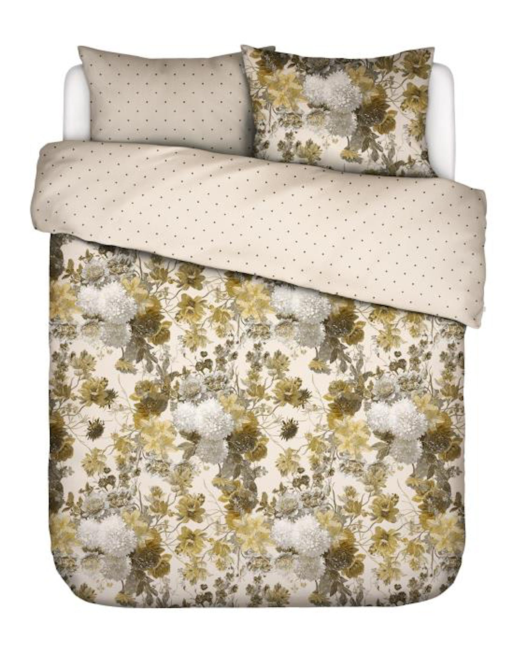 ESSENZA Maily  Duvet cover Olive
