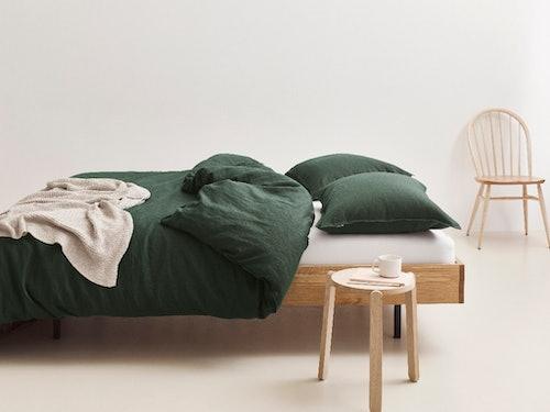 MARC O'POLO Valka Deep Green Bettbezug