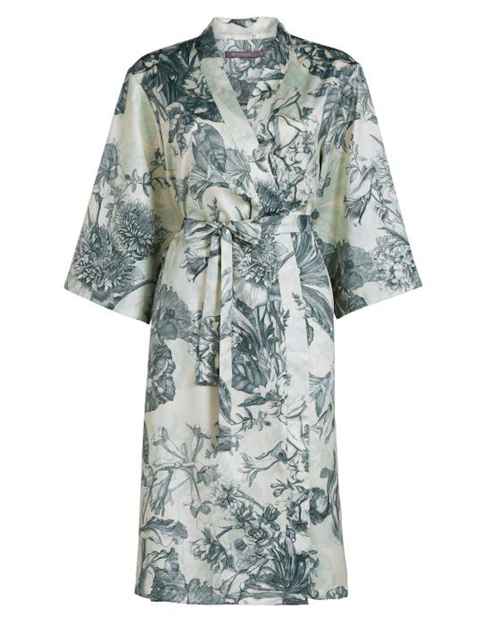 ESSENZA Sarai Vivienne Kimono Ecru