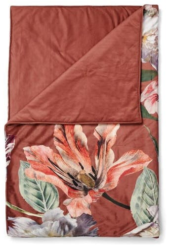 ESSENZA Filou Tagesdecke Shell Brown