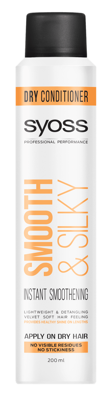 Suhi regenerator Syoss Smooth & Silky  shot pack