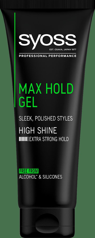 Gel za lase Syoss Max Hold shot pack