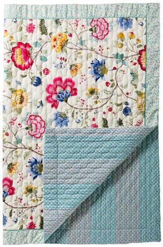 """Quilt """"Floral Fantasy"""""""