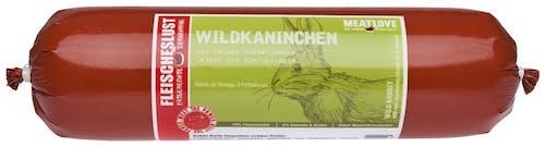 Fleischeslust Nassfutter Classic Wildkaninchen (getreidefrei)