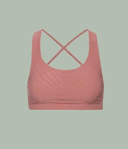 Onzie Sport-BH rosa