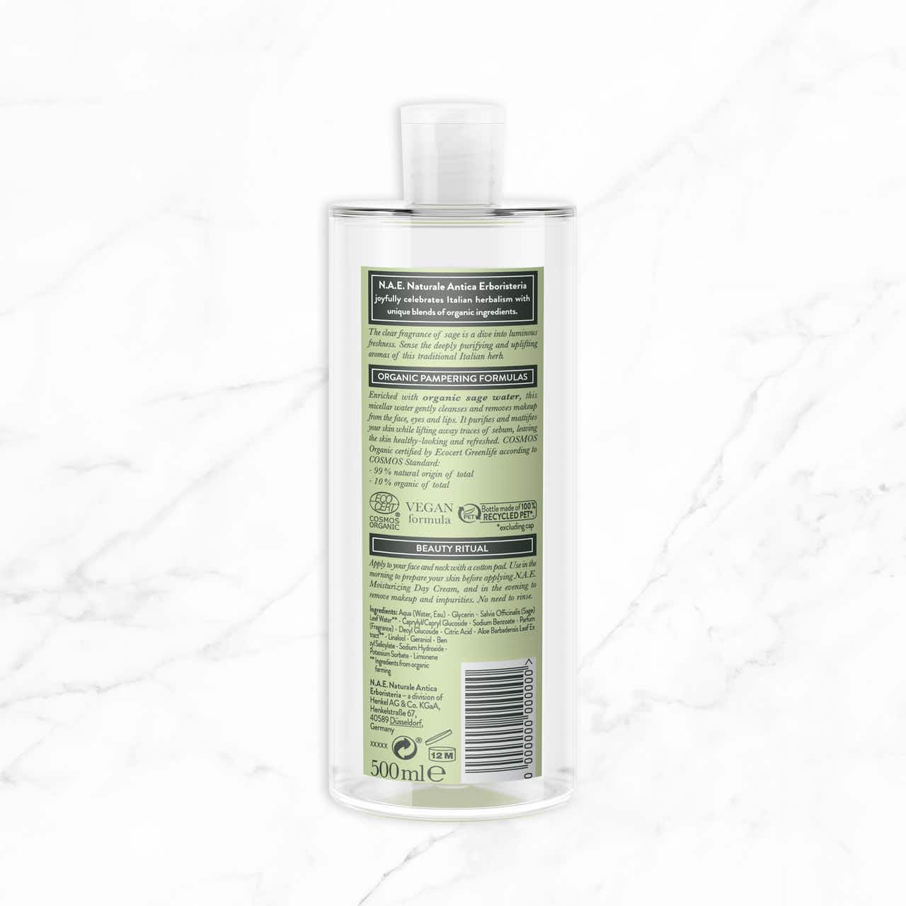 Purifying Micellar Water, 500ml