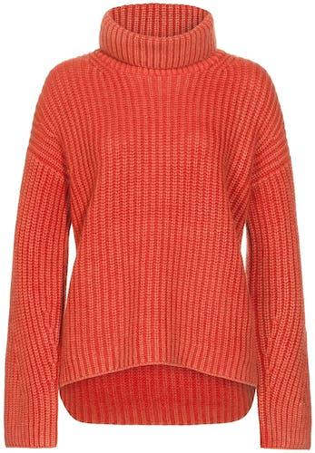 Maryna Cashmere-Pullover Rot, Iris von Arnim
