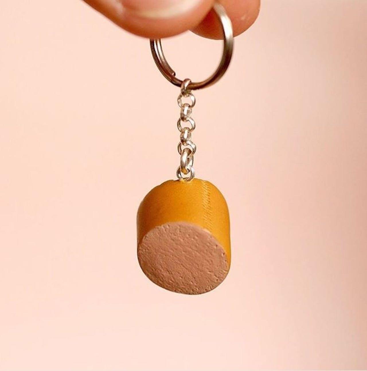 Miniaturen von Kamilla Kleinschmidt (Minischmidtblog) - Leberwurst