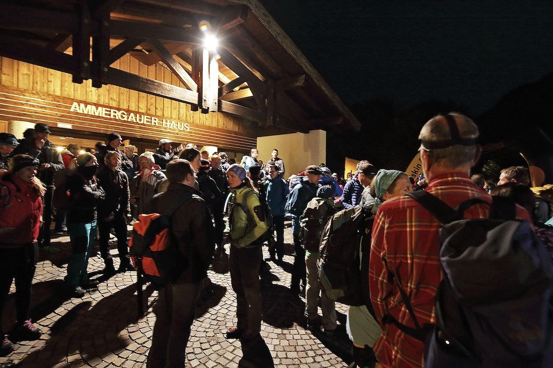 12h Wanderung Oberammergau