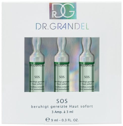 SOS Ampulle von DR. GRANDEL