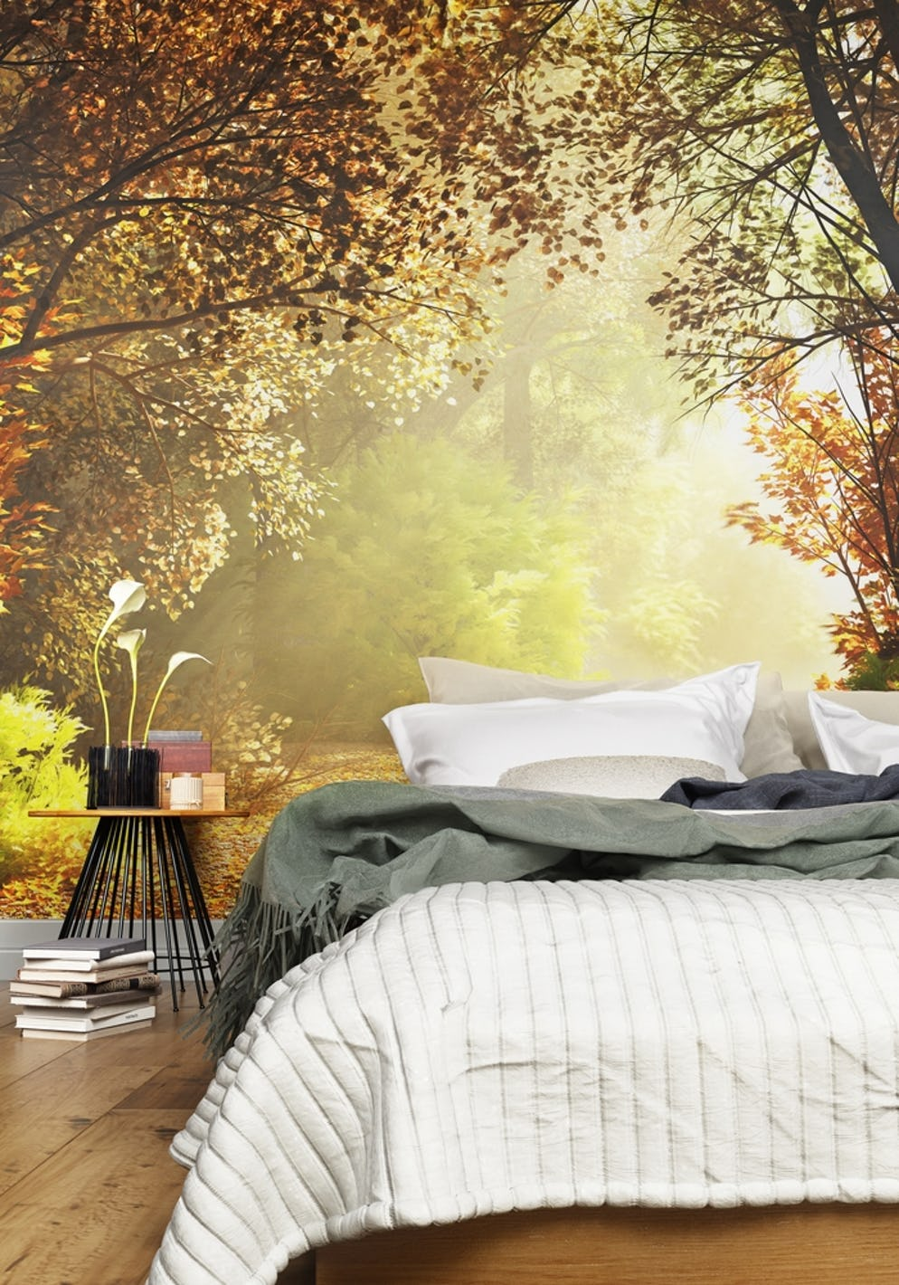 . Best Wall Mural Designs For Your Rooms