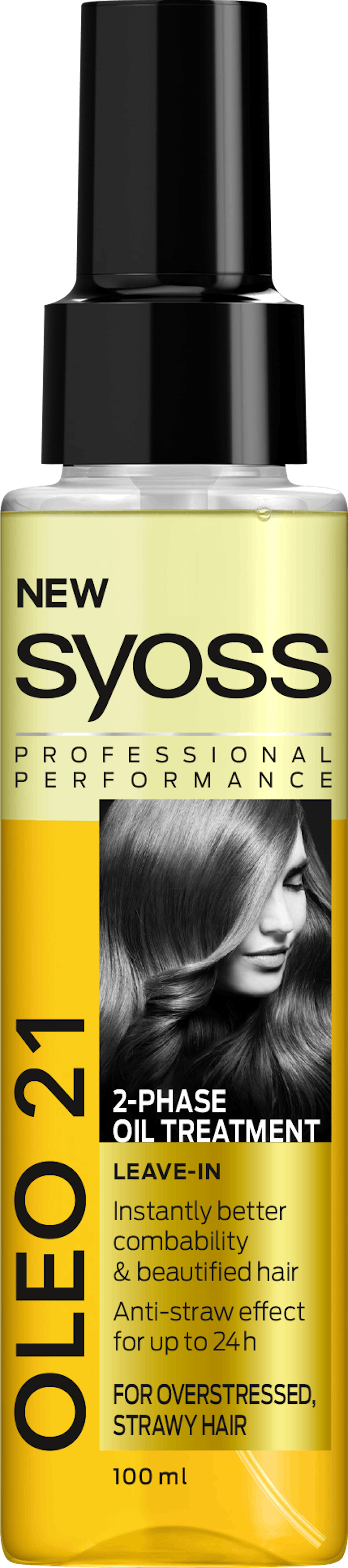 Syoss Oleo 21 Oil Treatment Leave-in