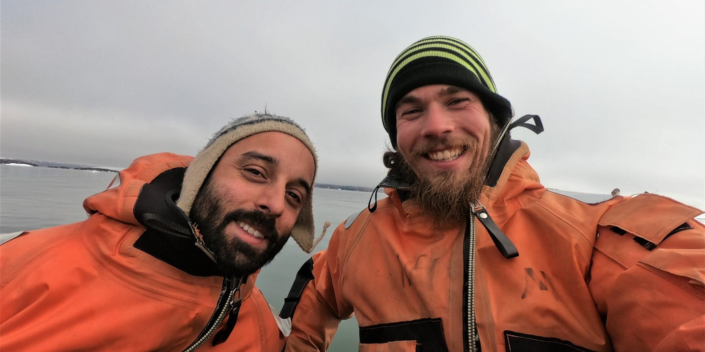 Max Kortmann & Sebastian Pohl, Plastic Arctic