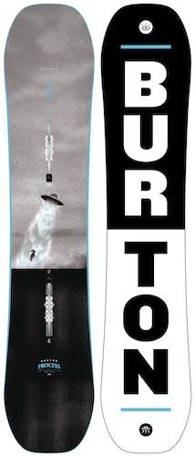 Burton Process Wide - tavola da snowboard - uomo