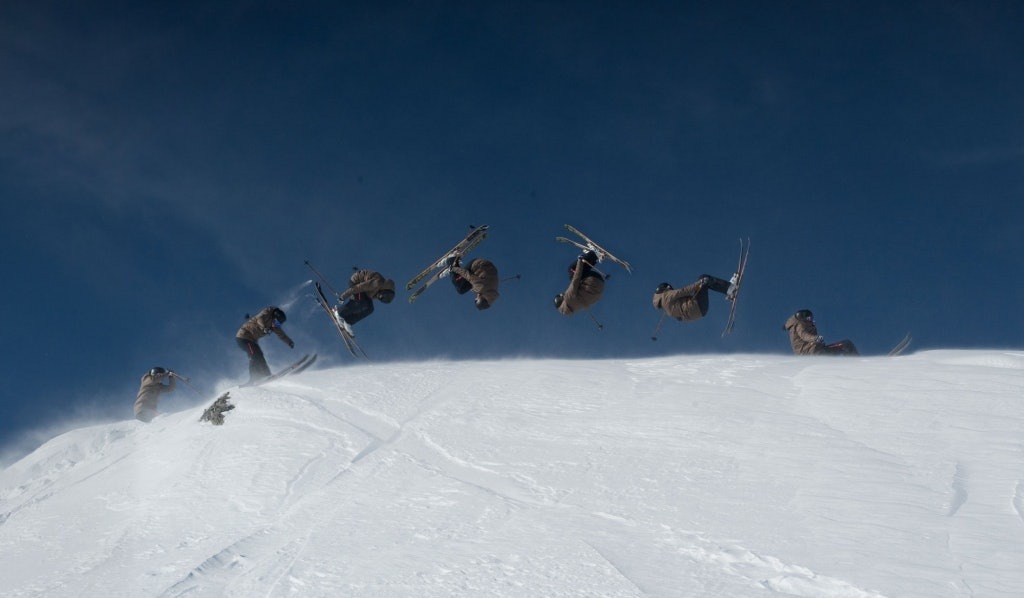 Freeride in Cardrona Valley