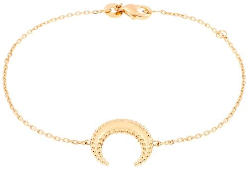 Ce Bracelet LUNA IMPALA est en Plaqué Or Jaune