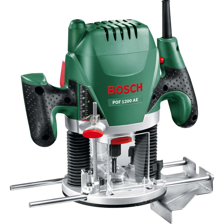 Bosch Horná frézka POF 1200 AE