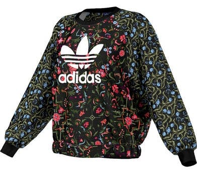 adidas, Allover-Print, Flowers-Print