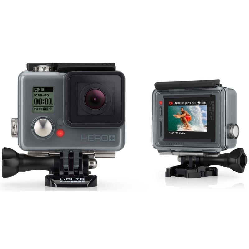 GoPro - Hero + LCD