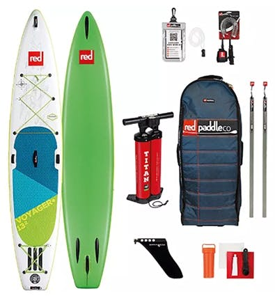 red Voyager SUP Set