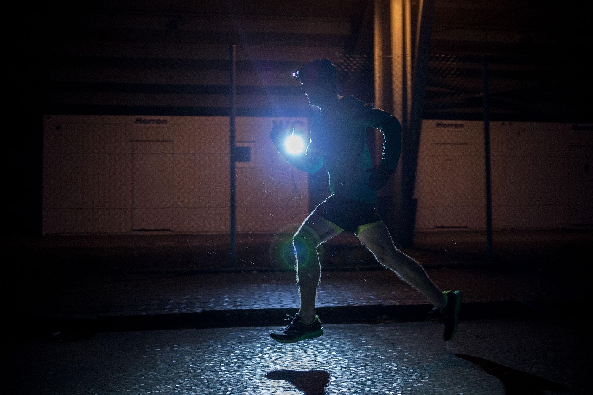 Triathlon Training Laufen