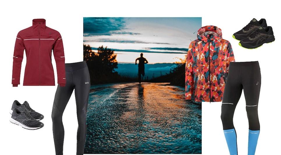 Die richtige Kleidung zum Laufen in der Dunkelheit