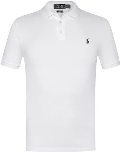 Polo Ralph Lauren, Spring-Summer Collection 2019, Polo-Shirt, white, USA, Lodenfrey, Munich