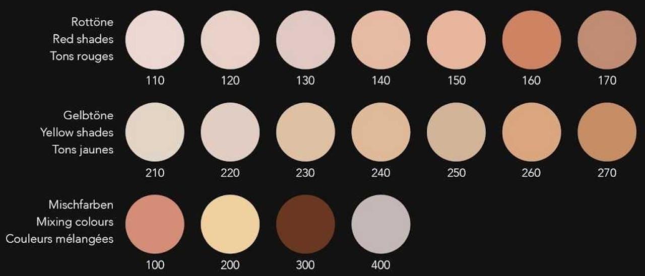 Beni Durrer HDTV Make-up Nr. 270 -  30ml- 140€/100ml