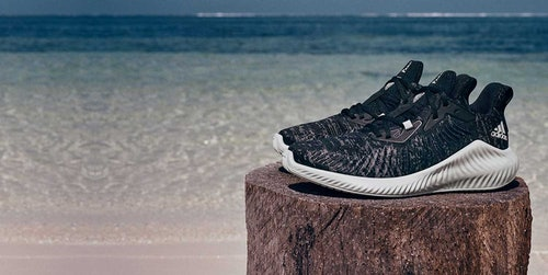 Adidas x Parley Alphabounce uomo