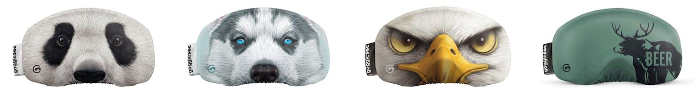 Gogglesoc - protezione per maschera sci